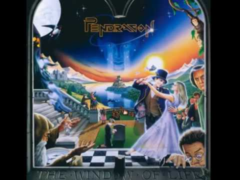 PENDRAGON - The Window Of Life 1993