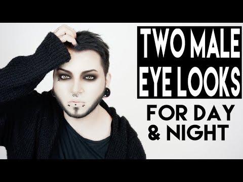 Daily MakeUp & Smokey Eyes für Männer!