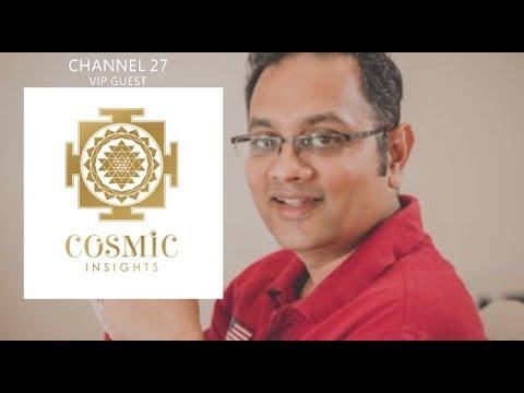 Dr Arjun Pai VIP Guest Unlocking Nakshatra Secrets with Cosmic Insights  (wealth, destiny& karma)