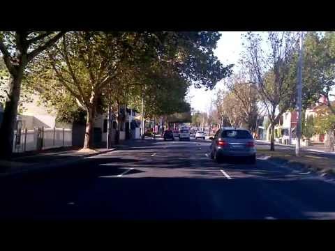 Drive Melbourne - Hoddle St Collingwood
