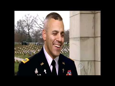 Army chaplain brings peace to troops
