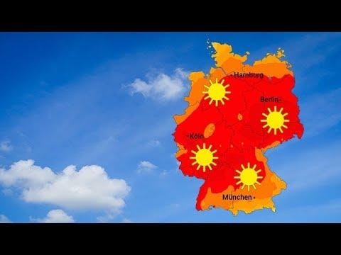 Am Mittwoch erneut bis 30 Grad (18.09.2018)