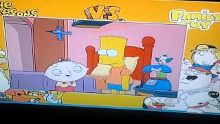 Bart Simpson and stewie Griffin prank call