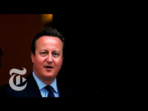 David Cameron Speaks to Parliament   The New York Times