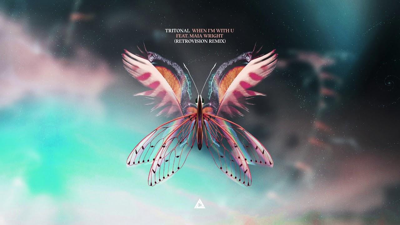 Tritonal — When I'm With You feat. Maia Wright (RetroVision Remix)