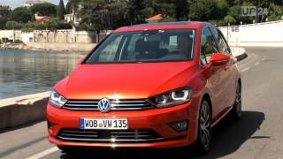 Test: VW Golf Sportsvan - Kompakter und Van in einem