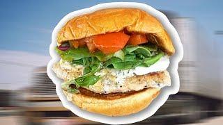 Бургер у дороги! Что едят в Америке?