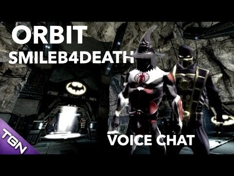 DCUO | ORBIT & SmileB4DEATH Funny Voice Chat