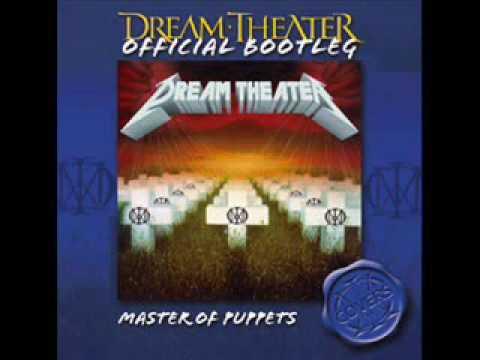 Dream Theater - Orion (Metallica cover)