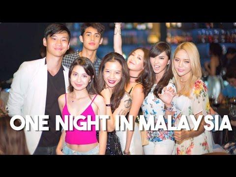 One Night in Malaysia (Asia's Top Youtubers Party in Kuala Lumpur)