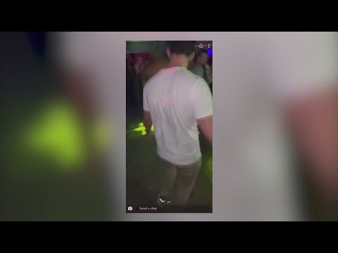 George Spankmeister - Arkansas Police Officer Caught on Video Dancing Naked to JOURNEY! (VIDEO)
