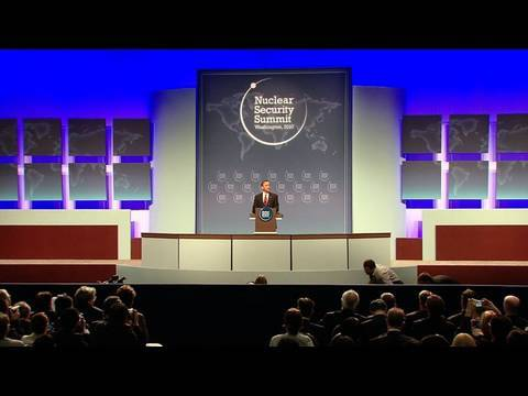 Nuclear Security Summit: Presidential Press Conference