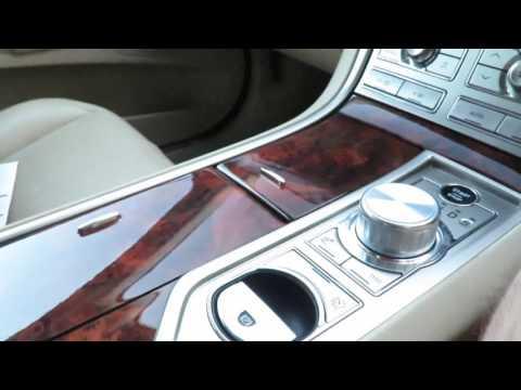 Jaguar XF Window Repair