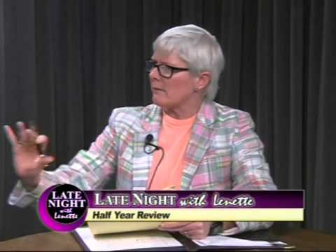 """Late Nite with Lenette"" Episode 4 Pam Tucker"