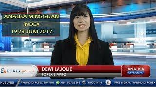 Analisa Index Mingguan 19-23 Juni 2017