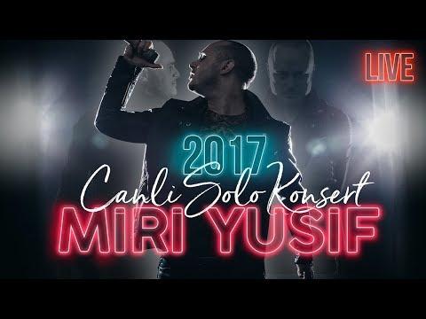 Miri Yusif - Canlı Solo Konsert Heydər Əliyev Sarayı (8-9-10 Dekabr 2017)