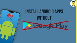 Gambar cover How to install Android Apps without Google Play Store | Best Google Play Store Alternative