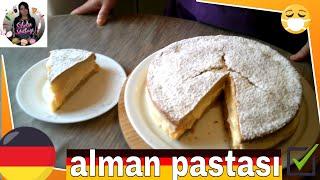 Alman Pastası Tarifi Nasıl yapılır ? (BAKMAYA DEĞER) Sibelin mutfağı ile yemek tarifleri