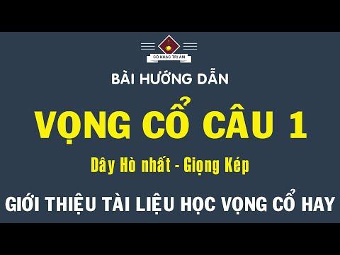học hát 6 câu vọng cổ tại kienthuccuatoi.com