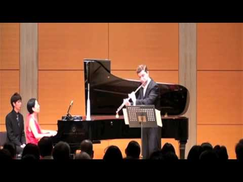 J.S. Bach: Sonata In C-minor For Violin And Piano, BWV 1017. II. Allegro