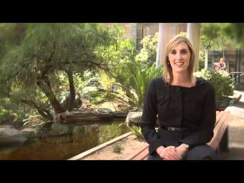 Study Business at the University of Adelaide
