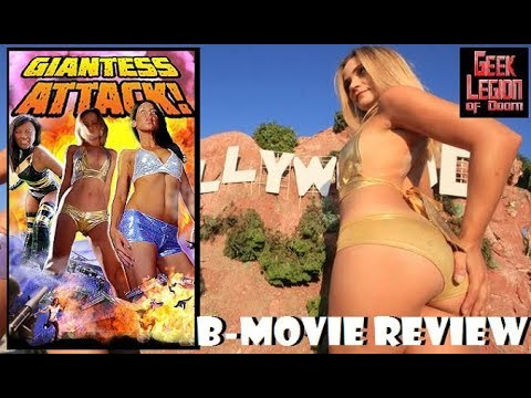 Giantess Attack  Tasha Tacosa Giant Women B Movie Review
