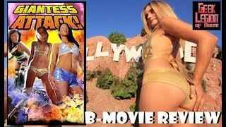 GIANTESS ATTACK ! ( 2017 Tasha Tacosa ) Giant Women B-Movie Re…