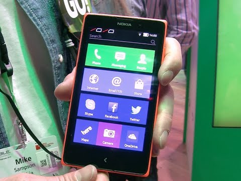 Nokia X, X+ and XL hands-on review