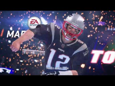 Madden 18 Intro - Tom Brady Let's Go! | New England Patriots