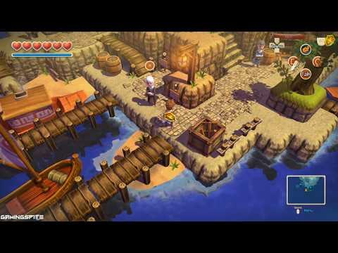 Oceanhorn How To Unlock Island Of Whispers