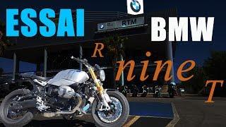 Fabike #Essai Bmw R Nine T 2017 / La Douceur Bestiale / Un Regal