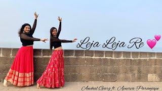 LEJA LEJA RE | Shreya Ghoshal | Indian Dance Choreography