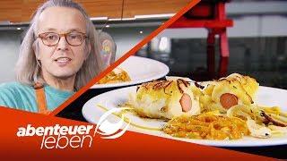Hot Dog in 10 Minuten selbstgemacht! | Abenteuer Leben | kabel eins