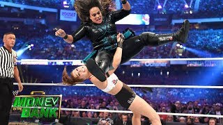 Ronda Rousey versus Nia Jax Full Fight Video Breakdown by Paulie G
