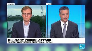 Germany terror attack livestreamed: What is the tech industry doing?