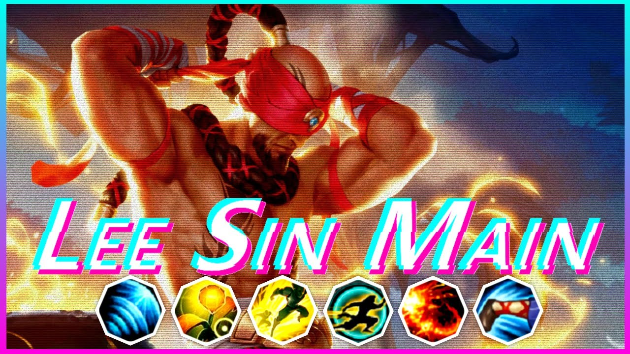 If You Loved One Champ, Pick Him/Her in 10K+ Games - ULTIMATE CHINESE LEE SIN MONTAGES REMIX