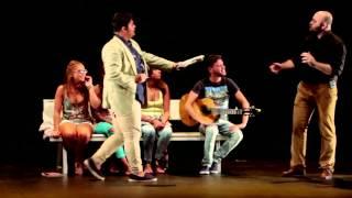 ASIGNATURA FLAMENCA - Espectáculo/Taller del grupo SONIQUETE