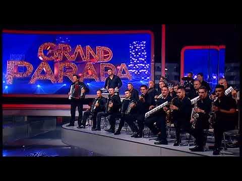 Zlatni orkestar Slavise Vidojevica - Div kolo - GP - (TV Grand 28.06.2019.)