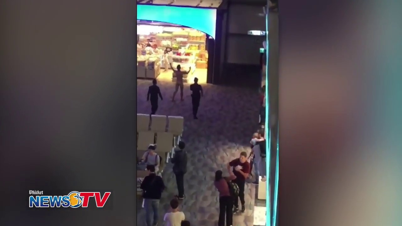 Caught on Camera: Video Shows Lady Taking Off All Her