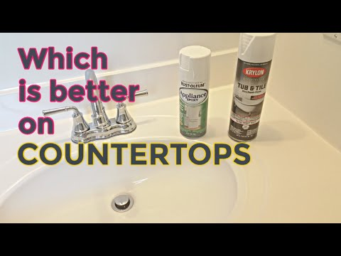 spray-paint-bathroom-vanity-countertops-rustoleum-&-krylon-|-update-your-countertops