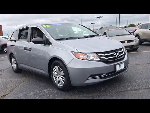 2016 Honda Odyssey near me Elmhurst, Carol Stream, Bloomingdale, Itasca, Hinsdale, IL P4143