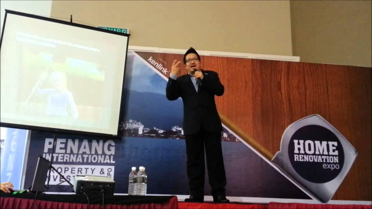 Jason Wong With Home Renovation Expo Needs For Space