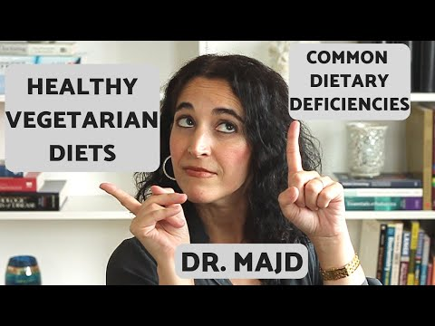 Top 5 Deficiencies in Vegetarian Diets