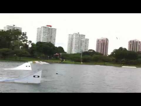 Singapore cable park