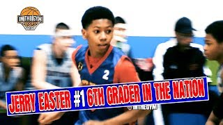 Jerry Easter IS THE #1 6TH GRADER IN THE Nation