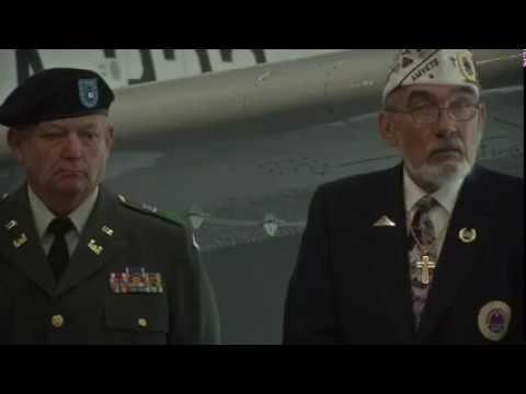 KVRR: Senator Heitkamp Speaks with Vietnam Veterans at Fargo Air Musuem