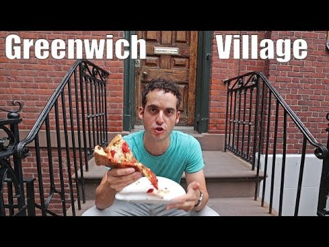 NYC GUIDE: Greenwich Village, Manhattan - 5 AMAZING Places to Visit ! Mp3