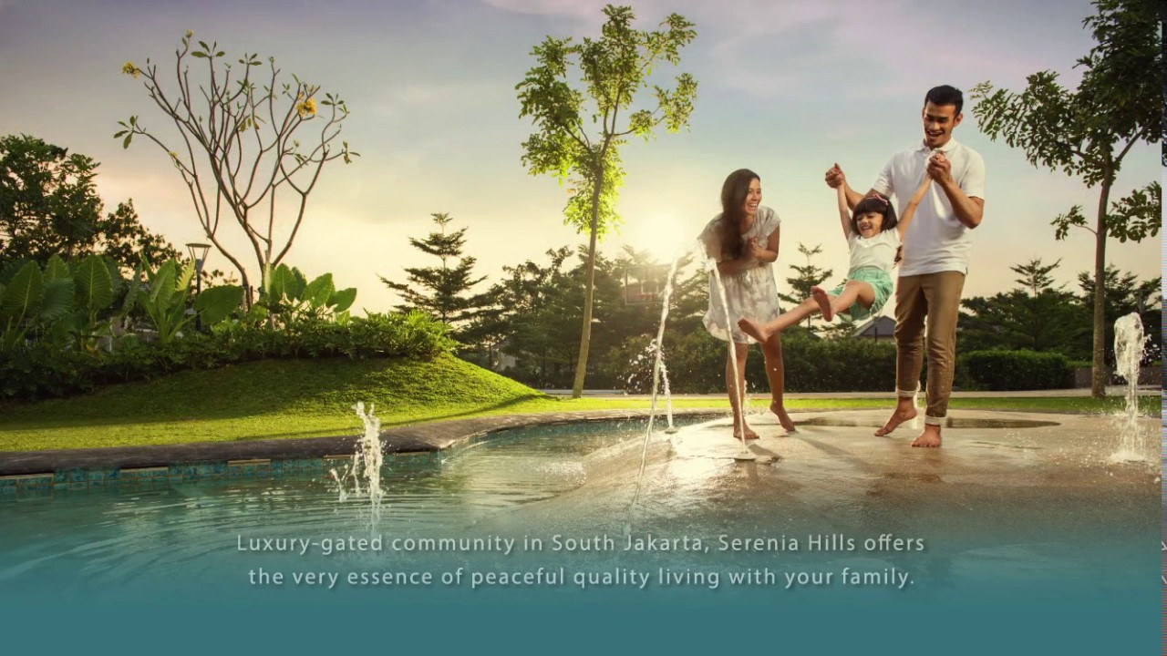 Serenia Hills Perumahan Mewah Private Pool di Jakarta ...