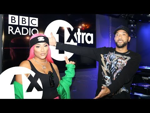 Stefflon Don - In Depth with DJ Target on BBC Radio 1Xtra