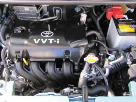 2008 Toyota Yaris Youtube